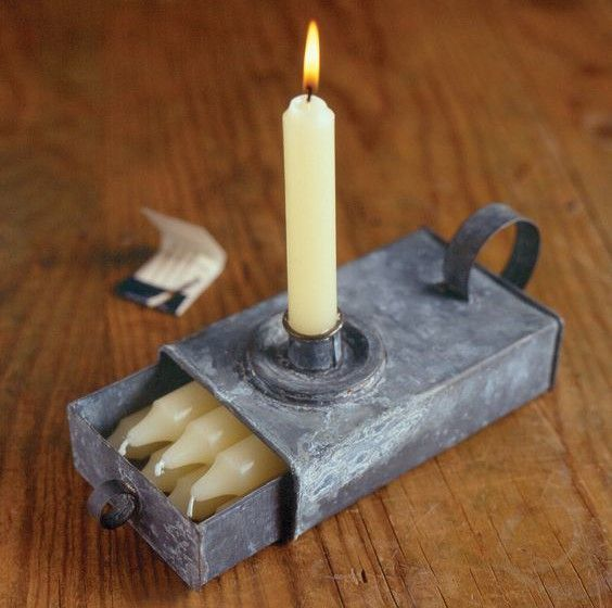 The 3 Best Emergency Candles: Don't Get Caught In The Dark Without One - From Desk Jockey To Survival Junkie