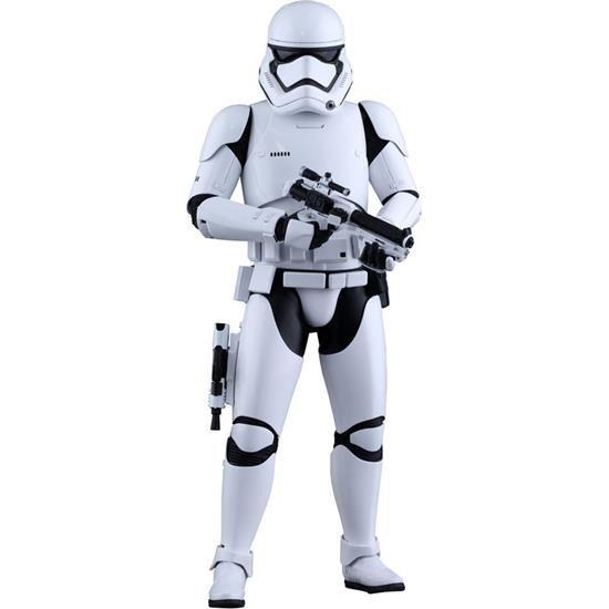 Star Wars First Order Stormtrooper - Movie Masterpiece 1/6 Skala