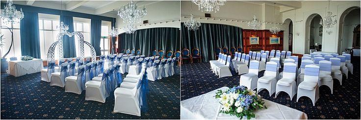 The Atlantic Hotel Wedding Photographer | Wedding Ceremony at the Atlantic Hotel in Newquay