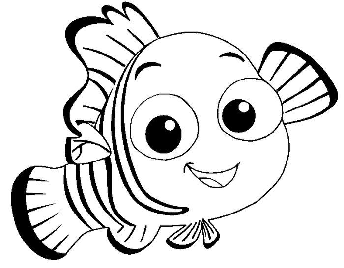 Finding Nemo Coloring Pages In 2020 Finding Nemo Coloring Pages Nemo Coloring Pages Disney Coloring Pages