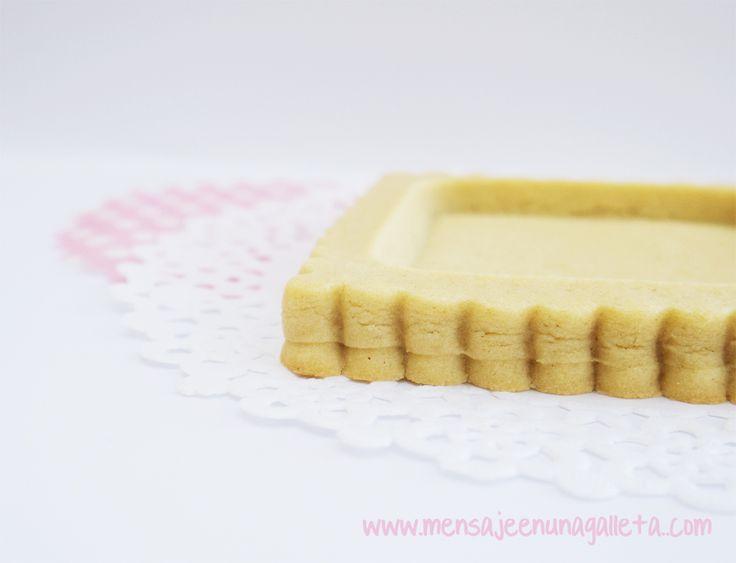 Mensaje en una galletaBlog Reposteria, De Repostería, Blog De, Una Galletas, Repostería Creativas, Layered Cookies, In A, Double Layered, Dessert
