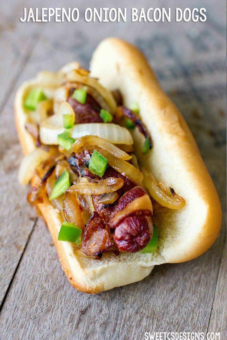 Man Vs Food Hawaii Hot Dog