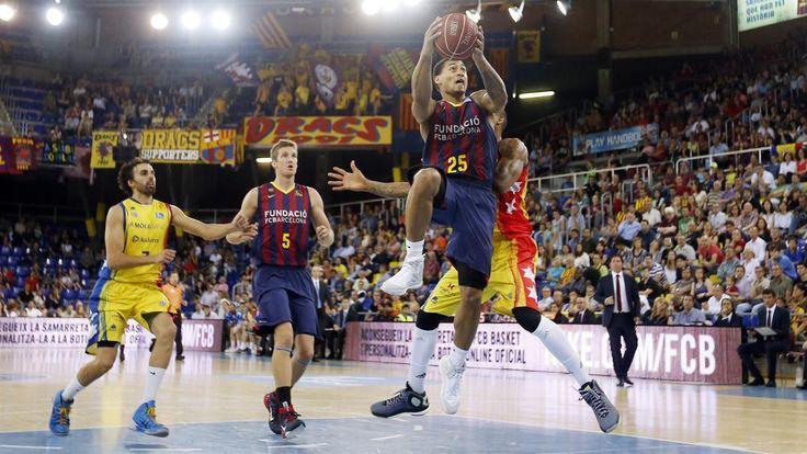 Edwin Jackson regresa al Barça Lassa como revulsivo hasta final de temporada