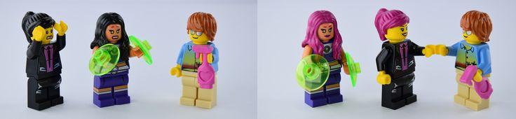 Lego hair color pimp magic ! Original picture by me