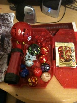 Bakugan Set: Bakugan Set, Selling, Stuff, Kids, Henoch S Pins