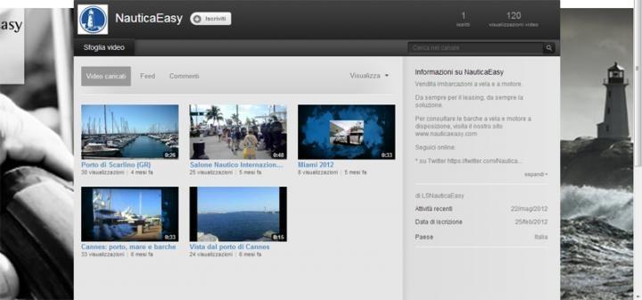 Canale su #YouTube www.youtube.com/user/LSNauticaEasy