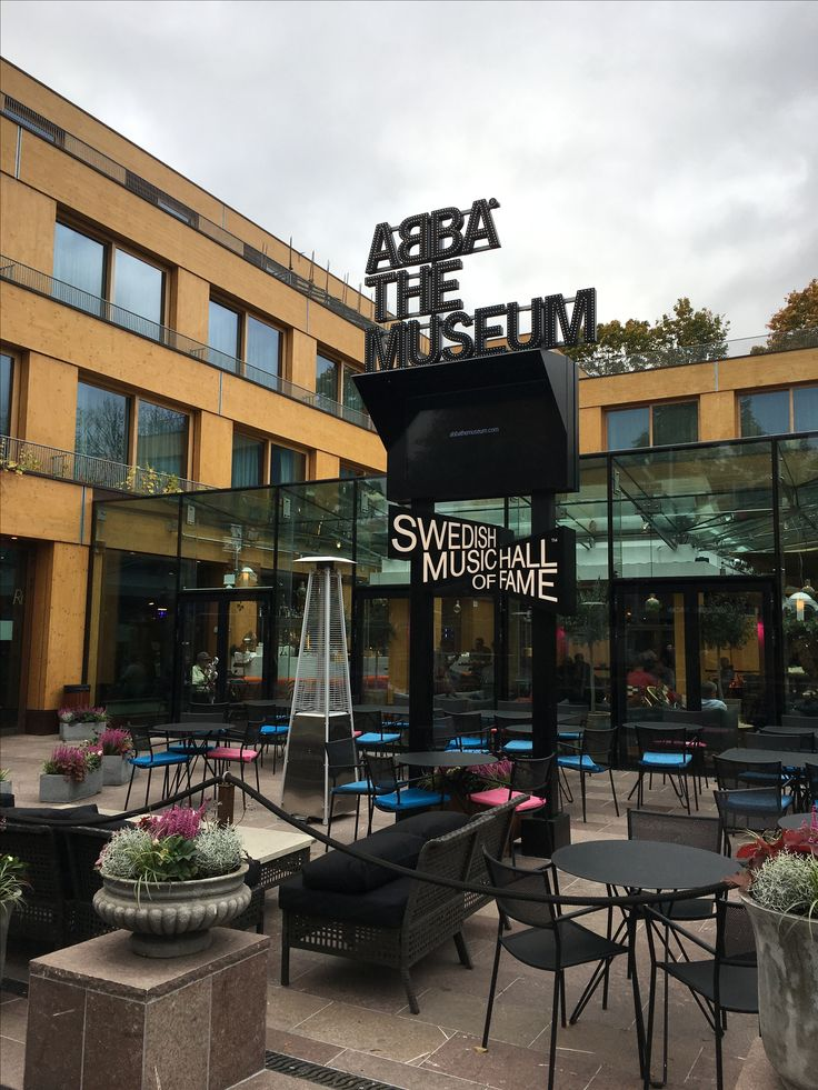 My Great trip to Stockholm and ABBA tke Museum