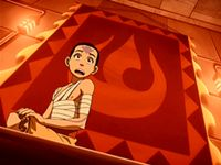 """Full List from Book 3's Avatar Extras was an event hosted by Nicktoons in which episodes of Avatar: The Last Airbender were shown along with a series of """"pop-up extras""""; text bubbles giving facts and humorous comments."""