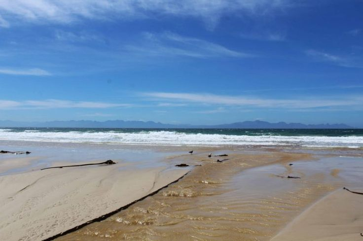 Glencairn beach, Cape Town South Africa