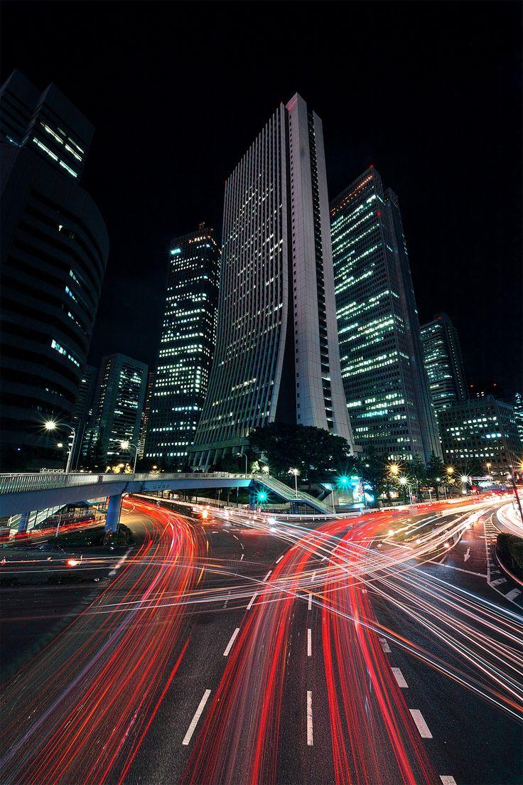 Tokyo Night Lights