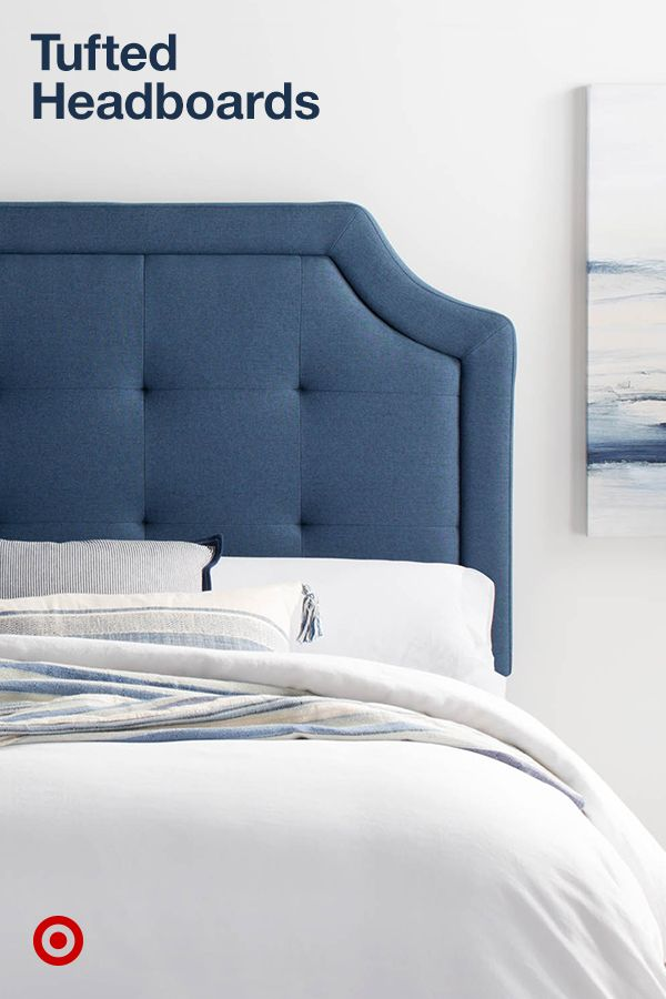 Upholstered Headboards Add Coziness Style To Your Bed Find Tufted Looks More Ideas For Mas In 2020 Mirrored Bedroom Furniture Target Bedding Upholstered Headboard