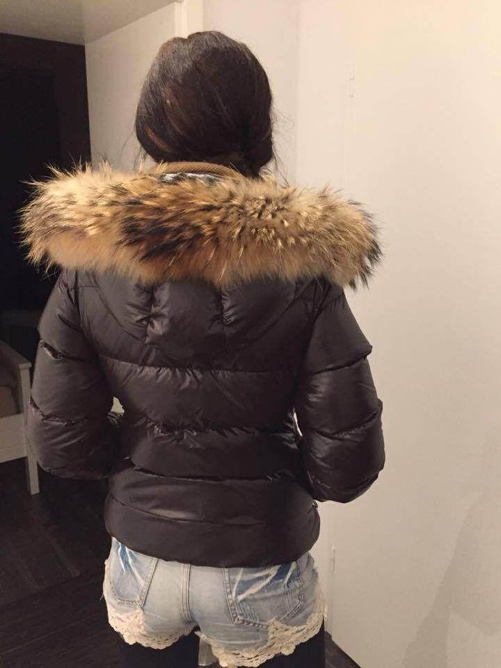 Pin on Down puff & shiny coats