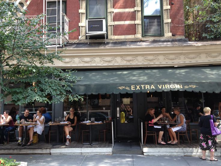 Wonderful Top 10 NYC Outdoor Dining Spots