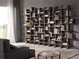 Risultati immagini per librerie design parete