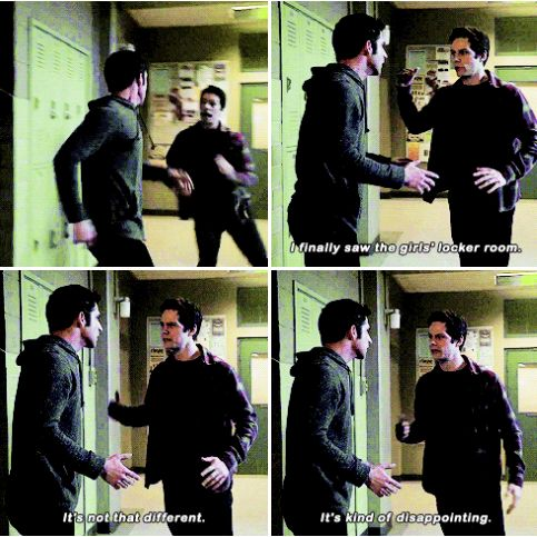 Teen Wolf 6x10 - Are you okay? I think so.