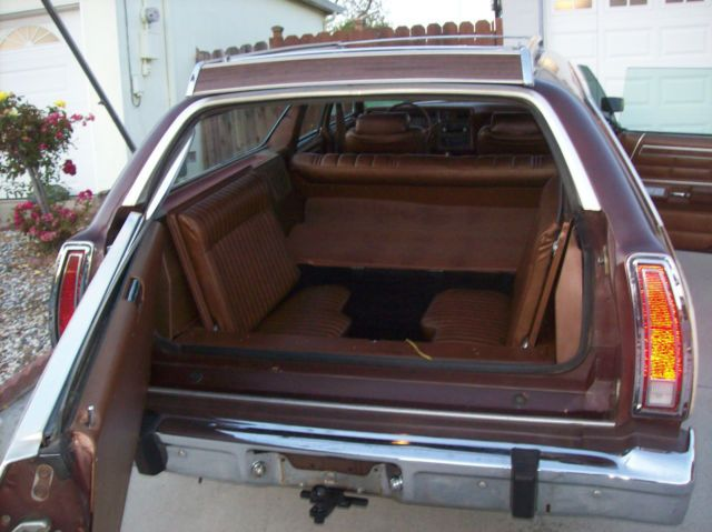 1977 Ford Ltd Country Squire Station Wagon For Sale Autos Post