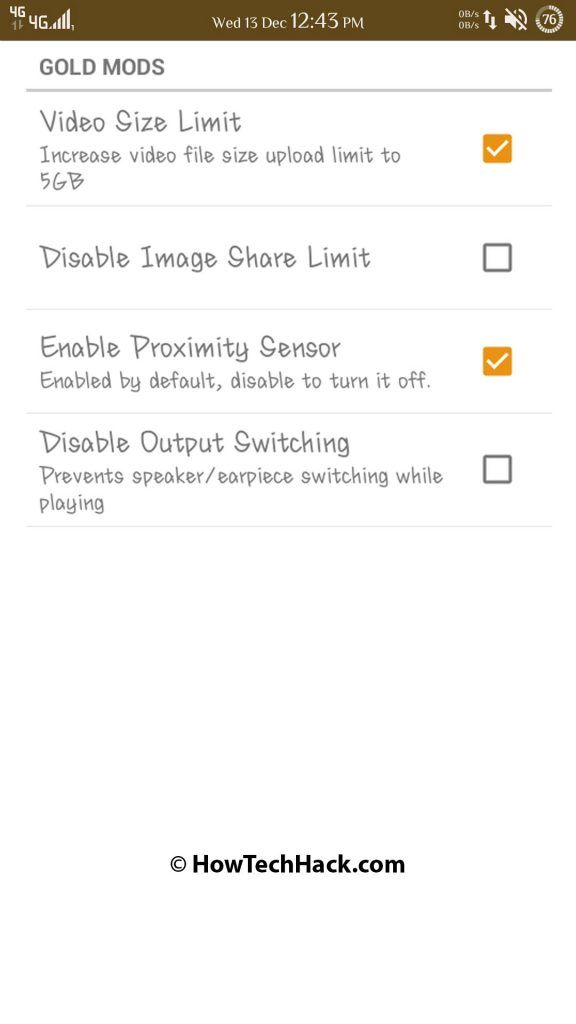 Hide Blue tick of whatsapp Lock custom Chat and Extra