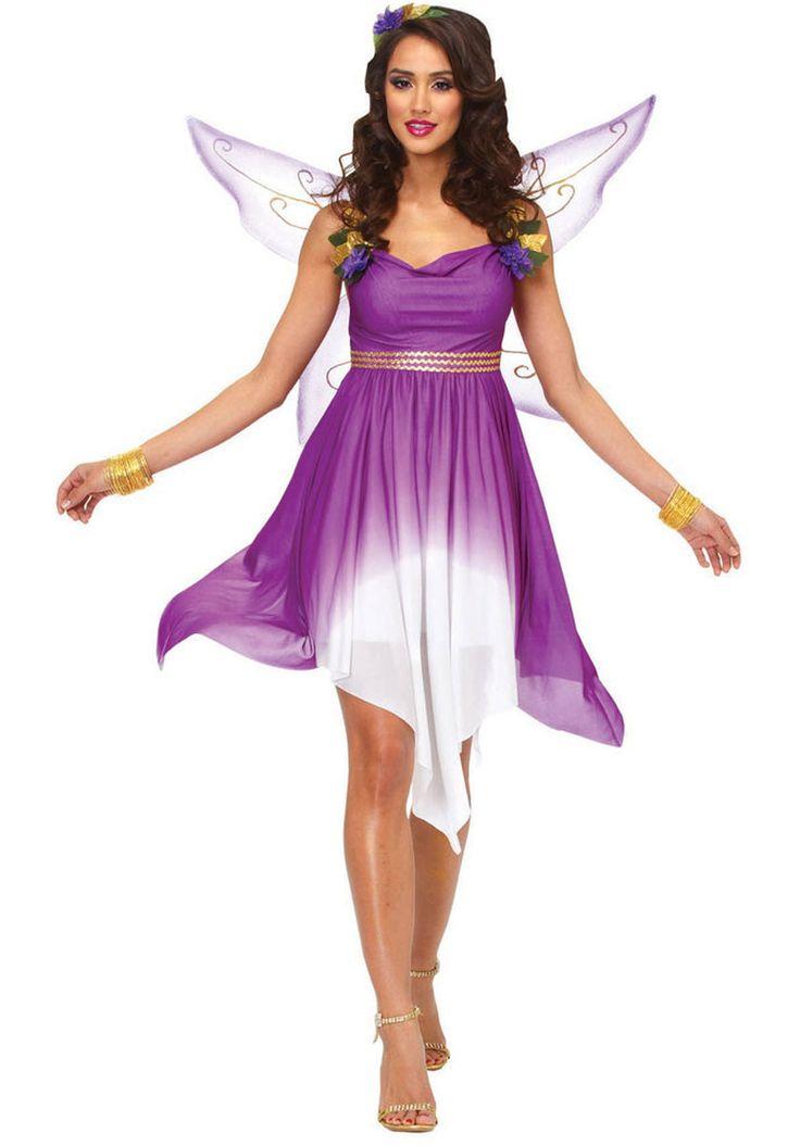 Rainforest Fairy Costume - Fairy Tale at Escapade™ UK