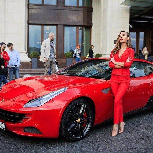 128 Best Images About WOMAN.CAR On Pinterest