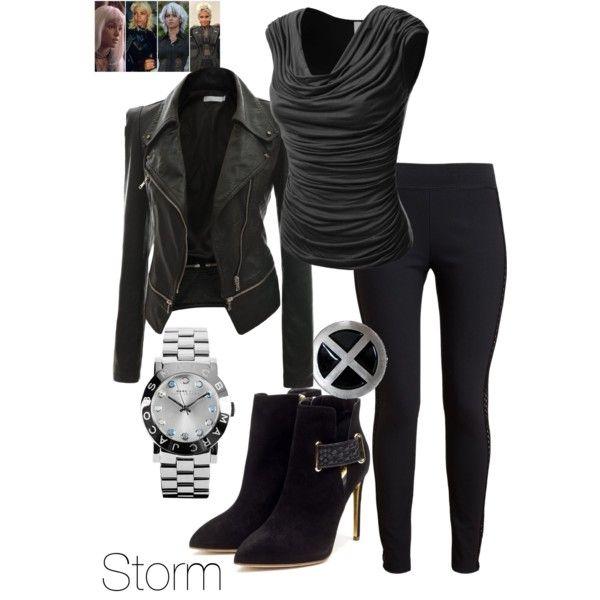 Diy storm costume