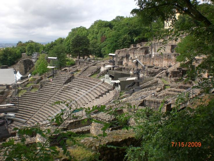 Roman Theatre, Lyon, France