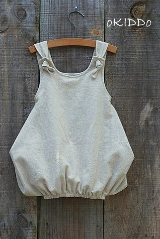 SPECIAL++Baby+Girl's+Bubble+Dress+Top+Knotted+with+Angel+by+oKIDDo,+$42.50