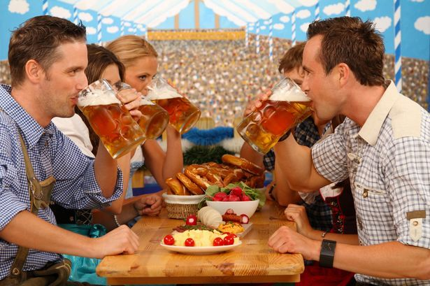 New German beer festival set for Manchester city centre this summer - Manchester Evening News