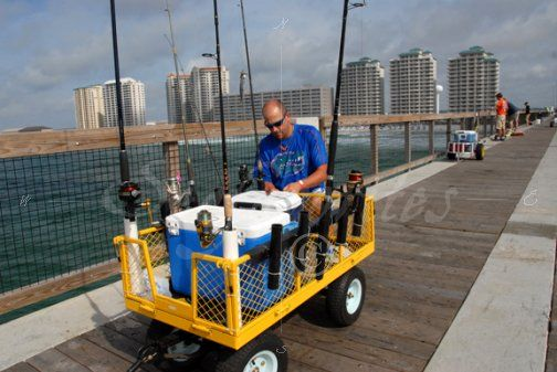 25 best ideas about fishing cart on pinterest beach for Beach fishing carts