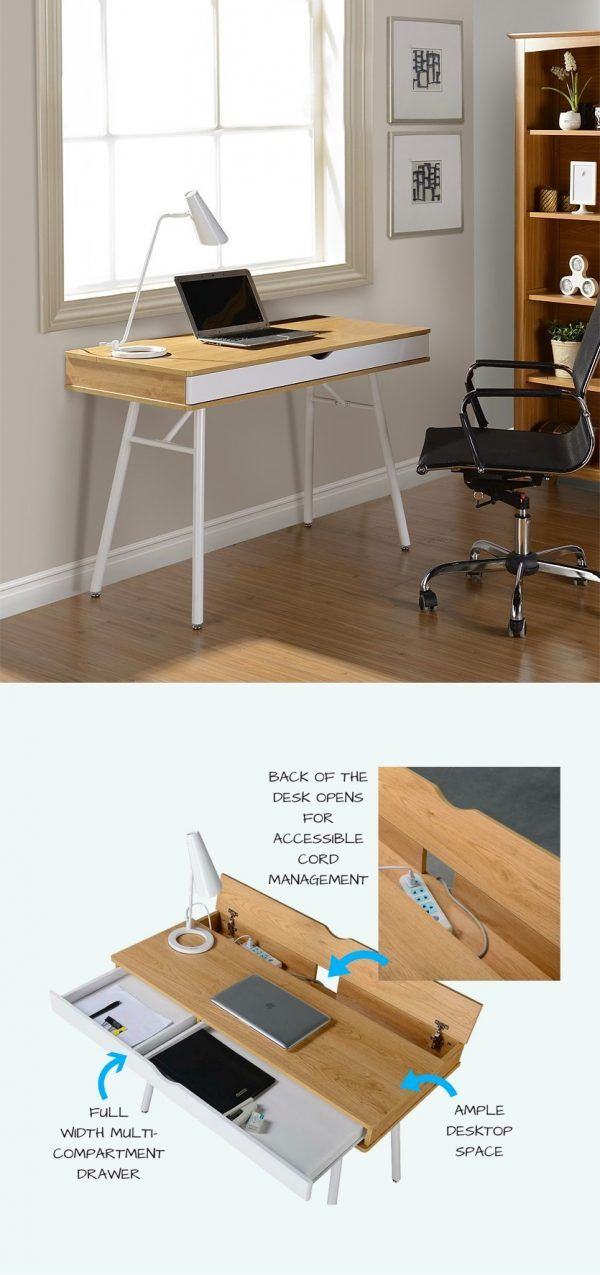 50 Modern Home Office Desks For Your Workspace Modern Home