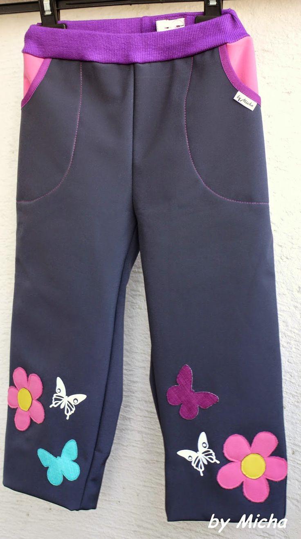 by Micha: Softshellové kalhoty zase jedou...