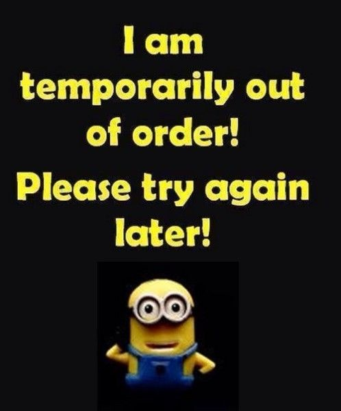 Today Funny Minion p