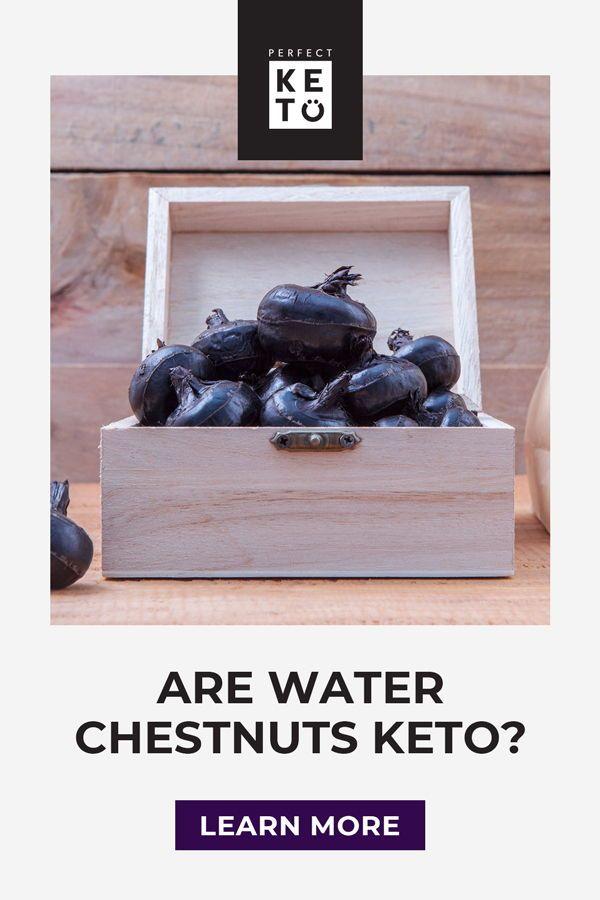 keto diet water chestnuts