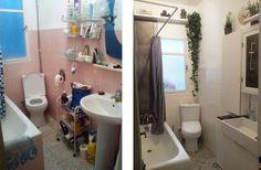 Os voy a enseñar como he conseguido reformar mi baño y transformar completamente su aspecto, sin necesidad de hacer obra y con muy poco presupuesto