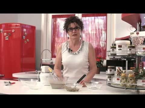 Come preparare il Gelato al Pistacchio di Bronte a casa - YouTube