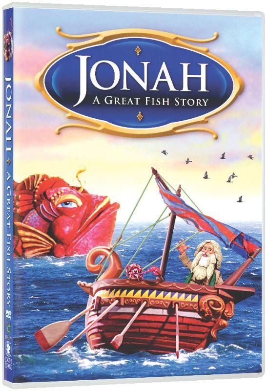 DVD Jonah: A Great Fish Story