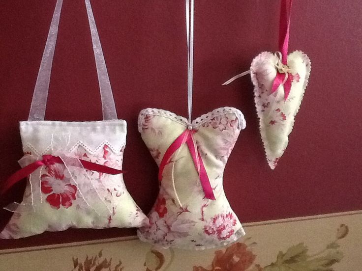 Hand made lavender gifts.