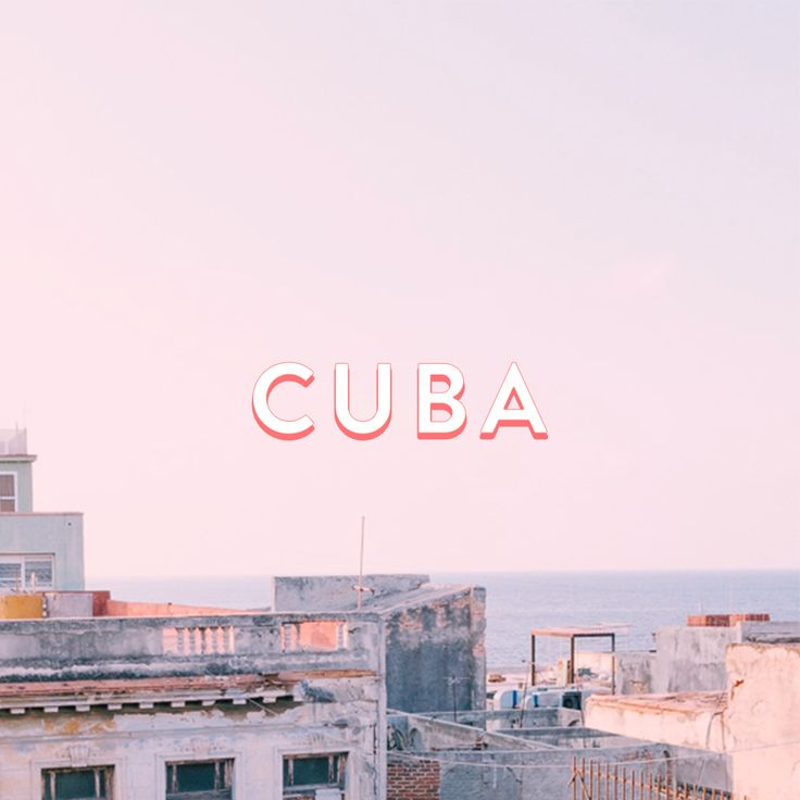 Where We Travel — Comuna Travel / Curated Travel Experiences to Cuba now booking small group trips in April and November 2018