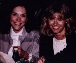 Karen Carpenter & Olivia Newton-John. <3 them both!