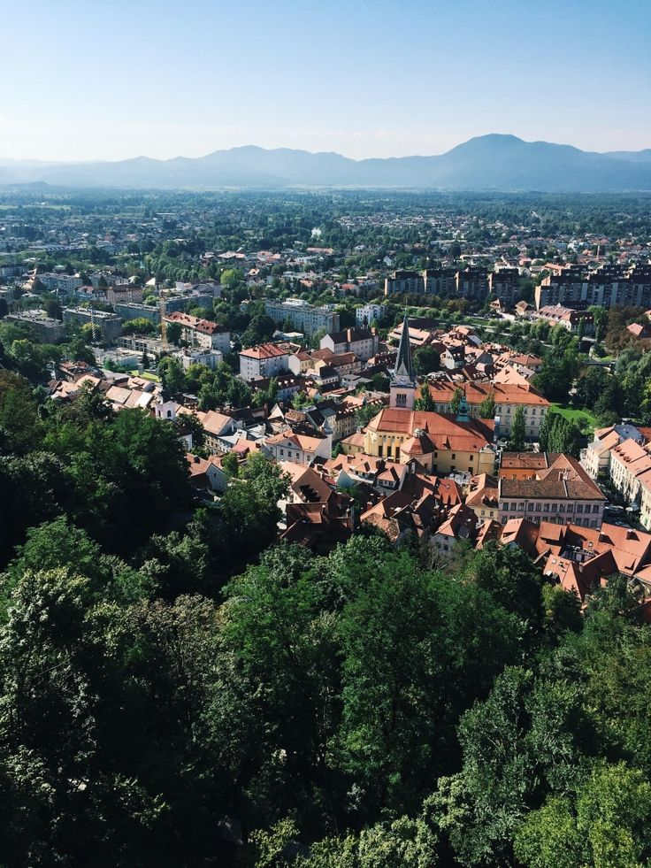 Ljubljana: The Real-Life Town From Shrek That's Better Than Prague #theeverygirl
