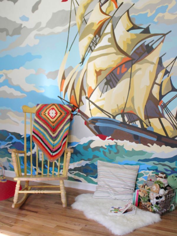 15 best Mural Inspiration for the Ross' images on ...
