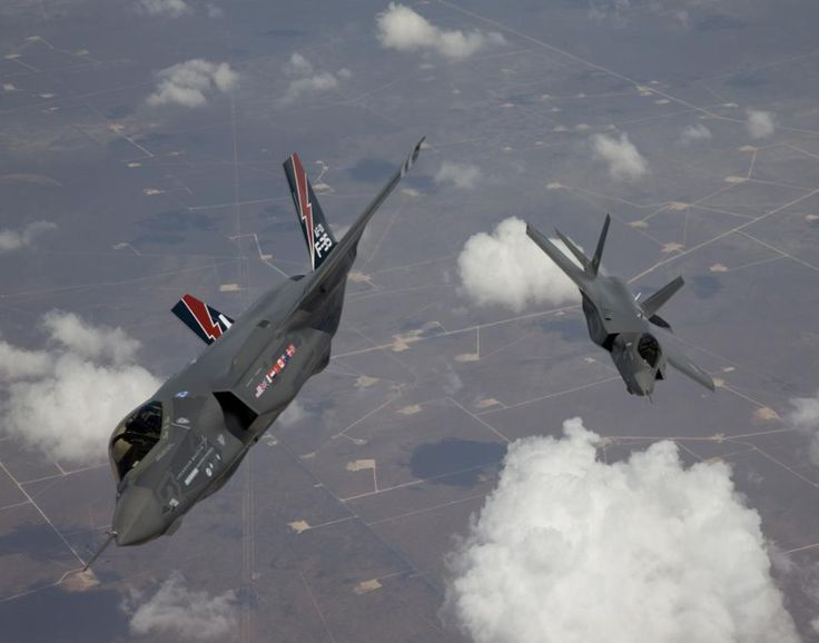 """This is more than the $600 million that U.S. President Donald Trump claimed on Monday he had been able to shave off from the F-35 program, which he had described as """"out of control"""" in December."""