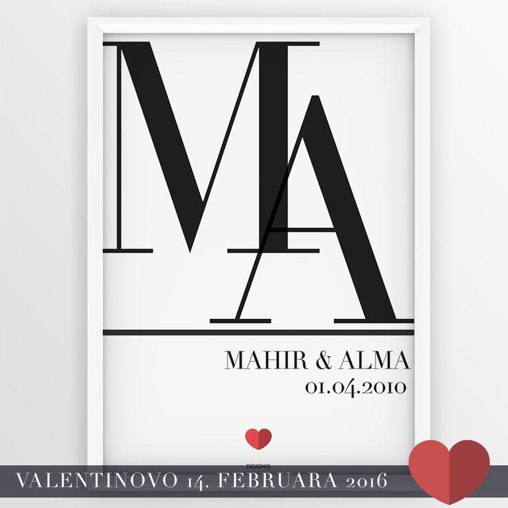 Valentinovo - Imena (Sa Vasim Podatcima)