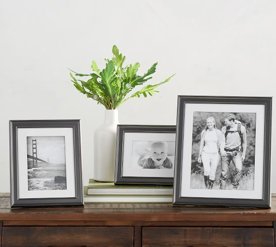 Arthur Grosgrain Frames With Images Pottery Barn