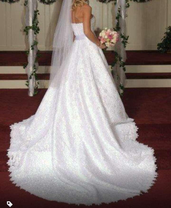 David's Bridal Shop Wedding Dresses   David's Bridal Ct2406 Wedding Dress 43% Off  Tradesy Weddings