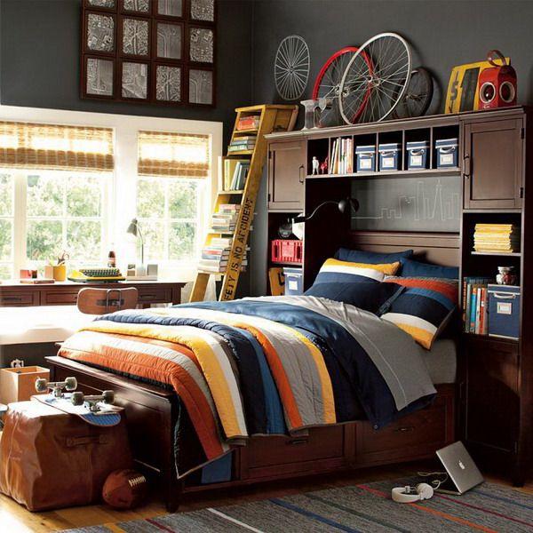 35 best Boys room images on Pinterest Bedroom ideas Bedrooms