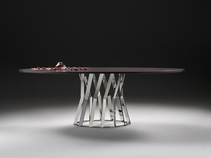 Ray table with #wood top