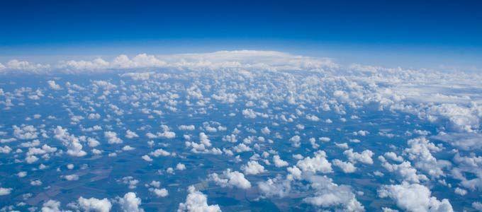 Dia Internacional da Preservação da Camada de Ozônio - 16/9/13  A camada de ozônio protege os seres vivos contra os raios nocivos do sol. Foto: PNUMA