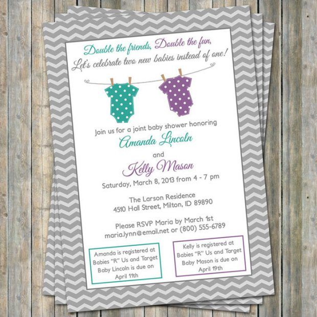 Best 25 Joint Baby Showers Ideas On Pinterest Twin Baby Showers
