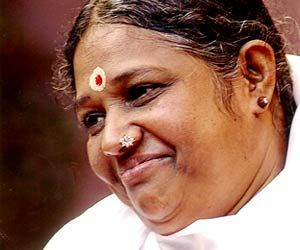Share on facebook Share on twitter Share on stumbleupon Share on email Share on google More Sharing Services  	  Revered as a saint, Mata Amritanandamayi, is one of the most widely respected and appreciated women in the world.  Amma is known to hug and bestow her unconditional love on people from all walks of life. Starting her spiritual practice from the small district of Parayakadavu (Kerala), Amma has become world-famous today and is known for her humanitarian activities across the globe.