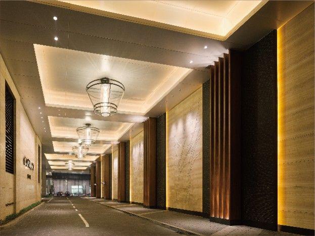 CONRAD SEOUL 1/3|納入事例|LED照明「Luci」|株式会社プロテラス